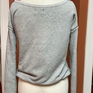 aerie Sweaters - Aerie long sleeve inverted sweater